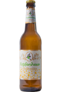 Hopfenhexe Craft Bier Pilsner
